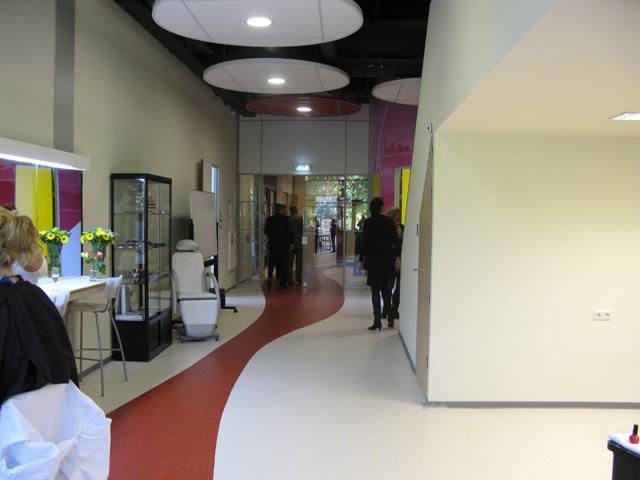 Afdeling Uiterlijke verzorging ROC Friese Poort Emmeloord
