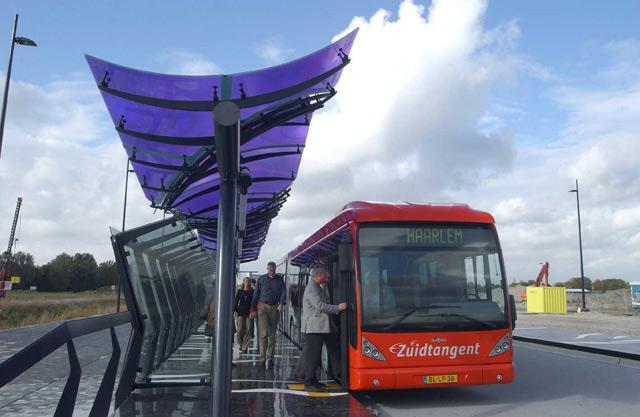 Integrale Zuidtangent Traject, Haarlemmermeer