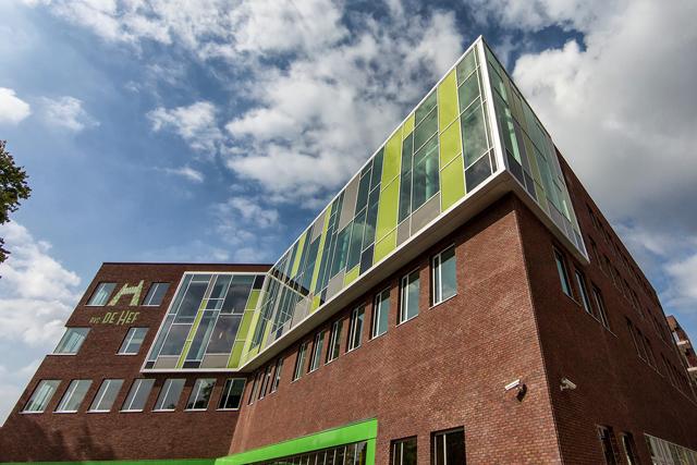 Nieuwbouw De Wielslag, Rotterdam
