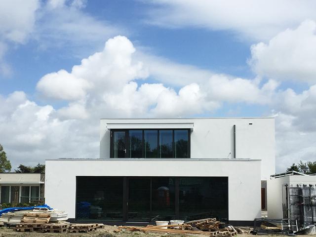 Ontwerp modern villa Erasmushove kavel 8