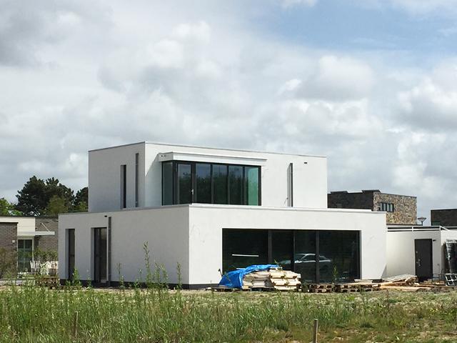 Modern villa in Erasmushove