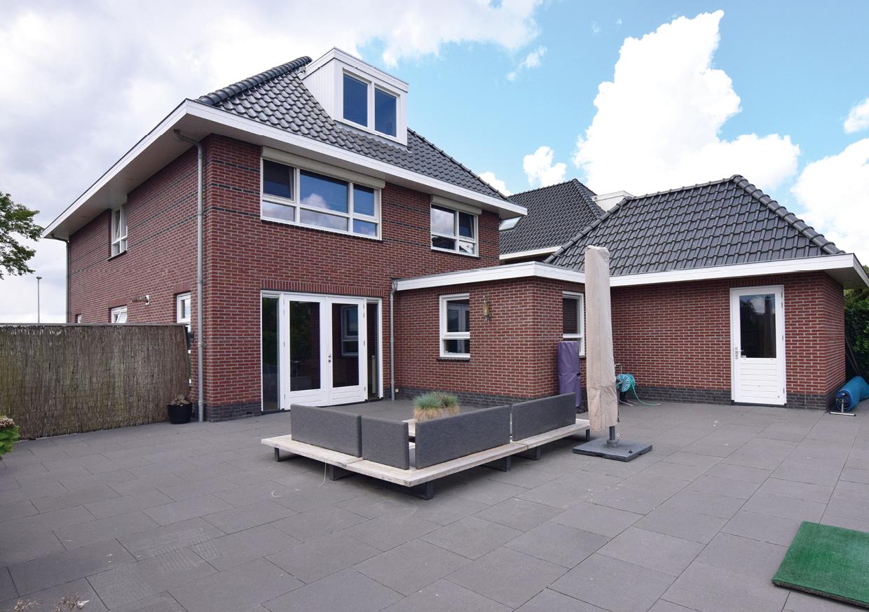 verbouwing woonhuis Amsterdam