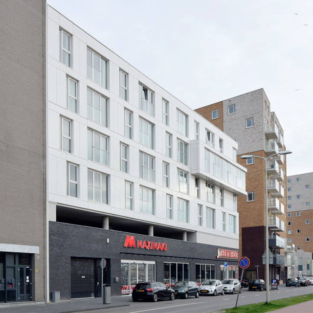 CPO project Laakhaven West Waldorpstraat