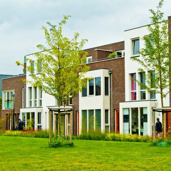 architect woningen Eemkwartier Amersfoort