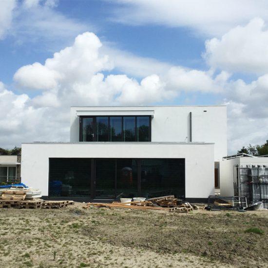 erasmushove modern villa