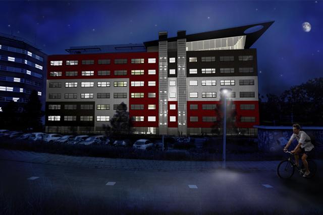 transformatie rijswijk nachtscene