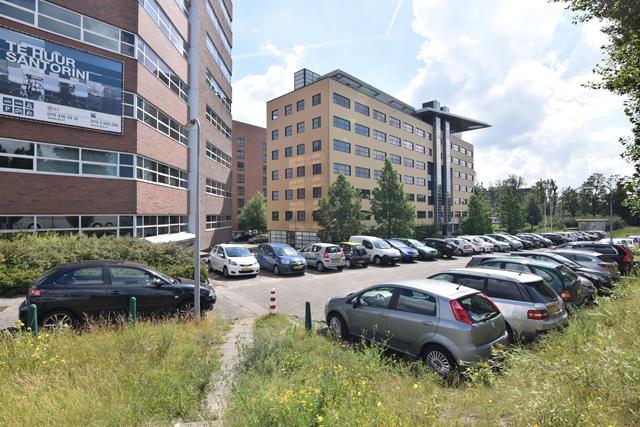 Transformatie kantoor naar woningen Rijswijk