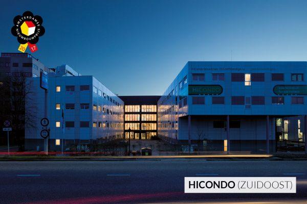 Studentenhotel HiCondo Amsterdamse Nieuwbouwprijs 2017