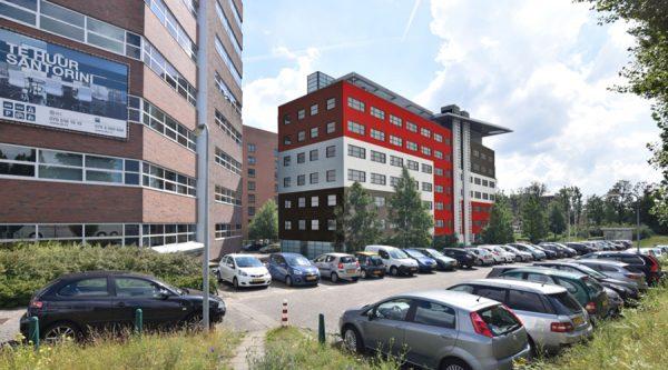 Transformatie kantoor naar woningen, Rijswijk