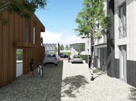 Zelfbouw kavels De Vrije Wilg Dordrecht