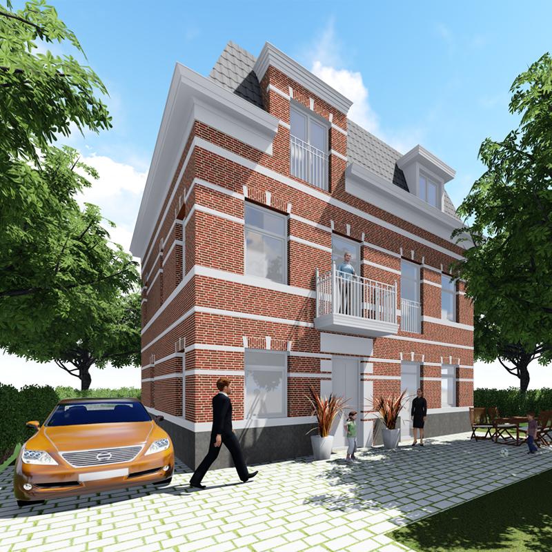 Villa Vroondaal architect