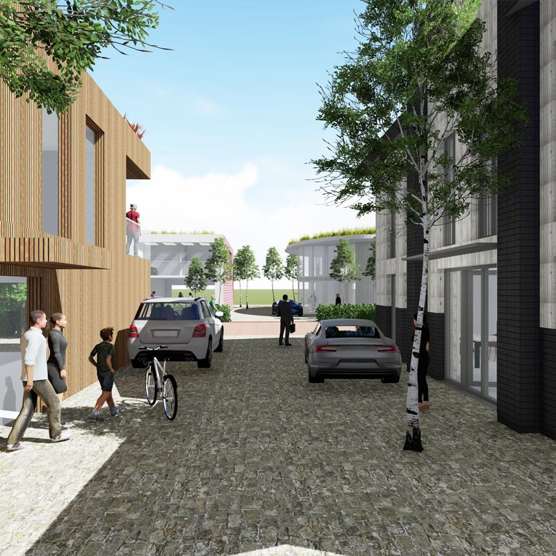 De Vrije Wilg Dordrecht Architect